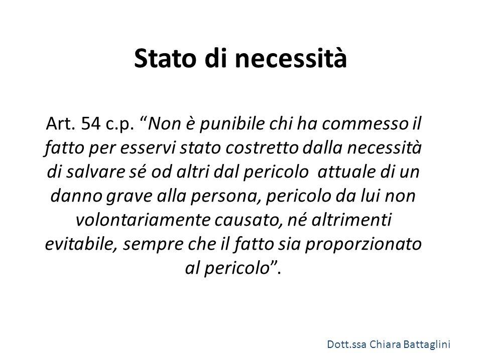 Dott.ssa Chiara Battaglini