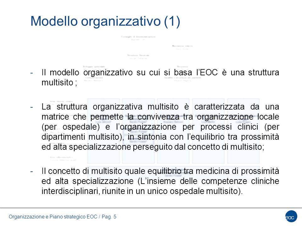 Modello organizzativo (1)