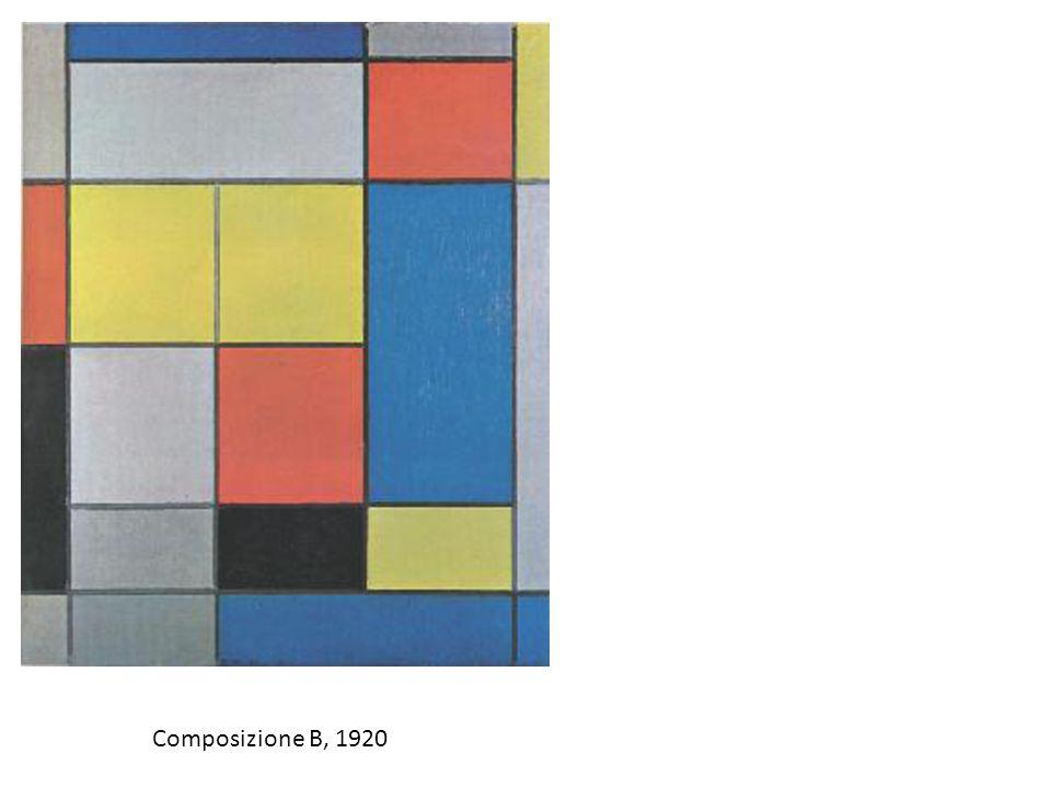 Composizione B, 1920