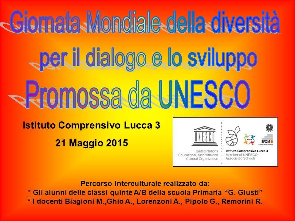 Giornata Mondiale della diversità