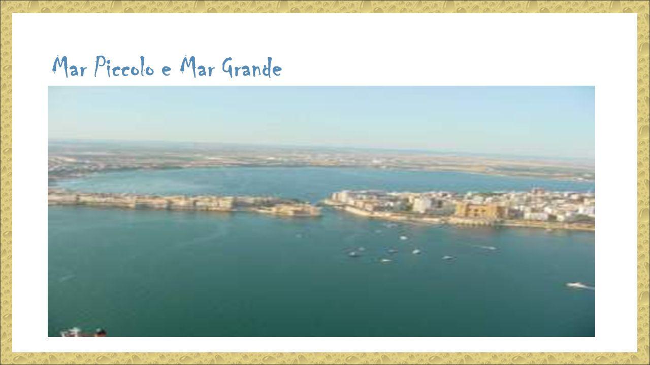 Mar Piccolo e Mar Grande
