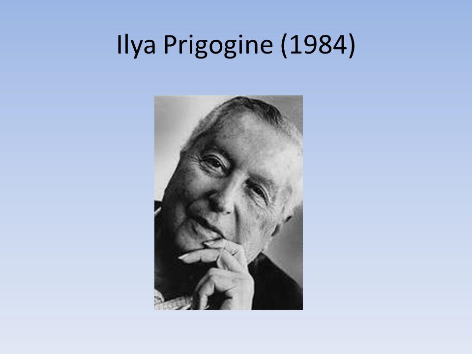 Ilya Prigogine (1984)