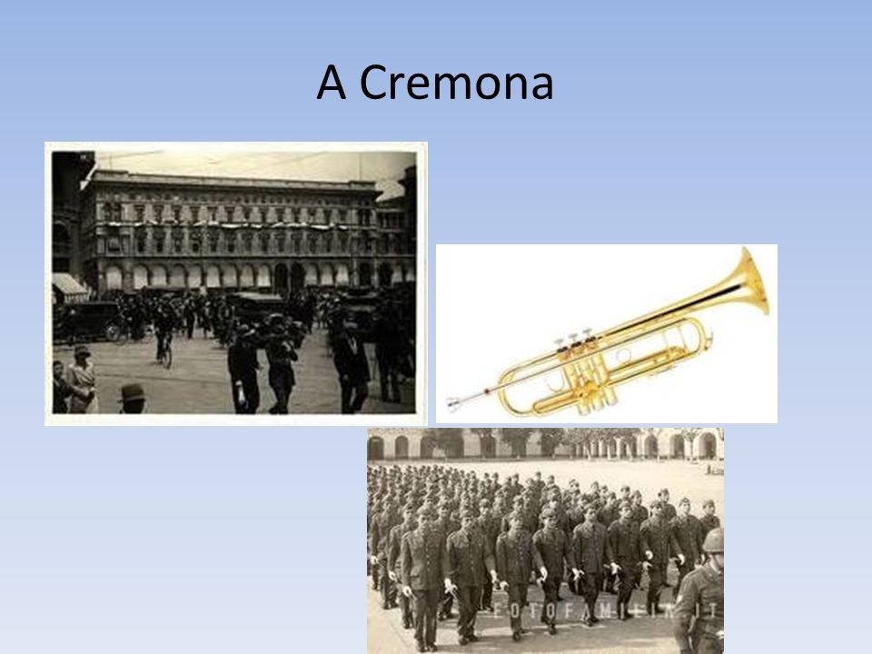 A Cremona