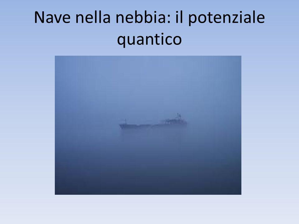Nave nella nebbia: il potenziale quantico