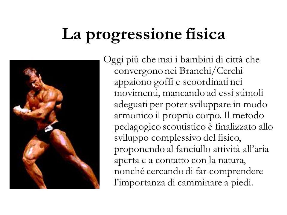 La progressione fisica