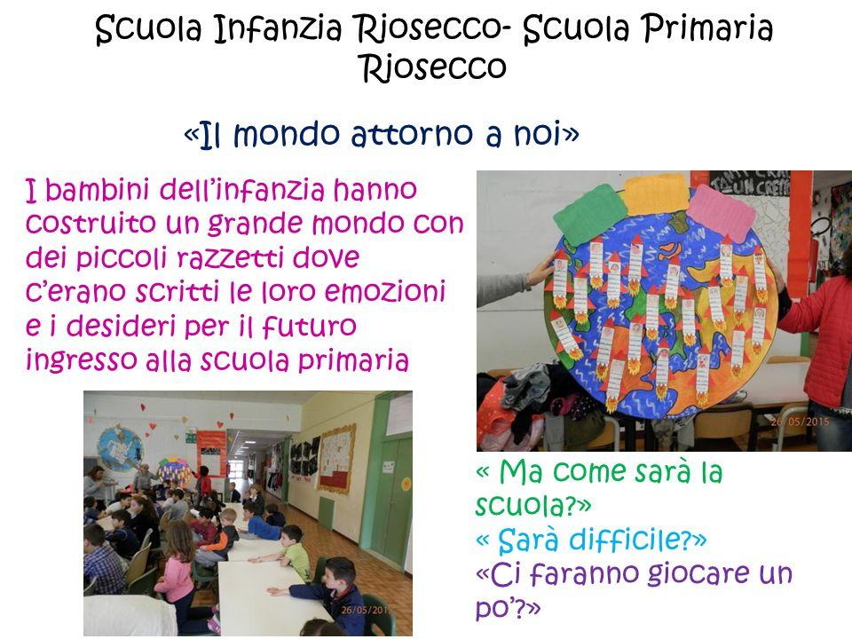 Scuola Infanzia Riosecco- Scuola Primaria Riosecco