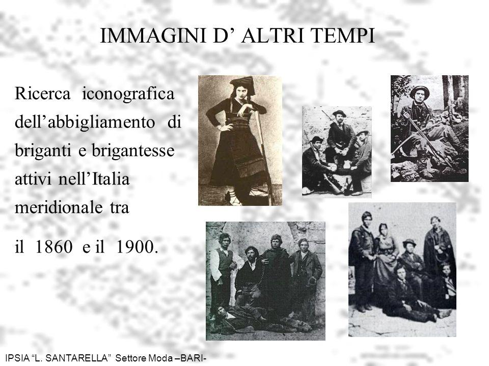 IMMAGINI D' ALTRI TEMPI