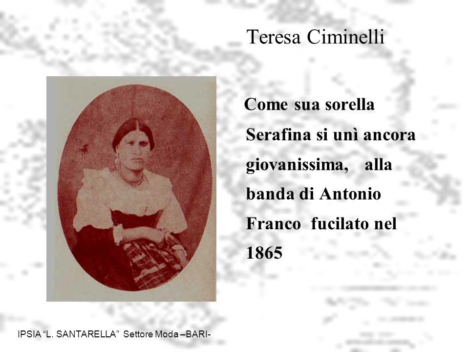 IPSIA L. SANTARELLA Settore Moda -BARI-