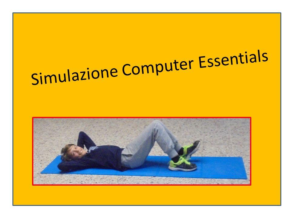 Simulazione Computer Essentials