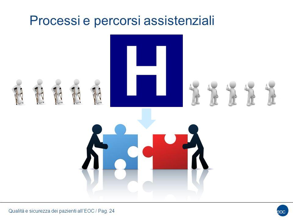 Processi e percorsi assistenziali