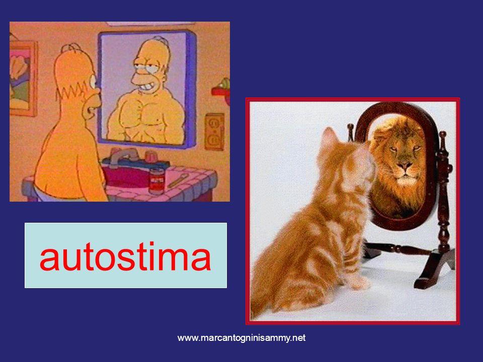 autostima www.marcantogninisammy.net