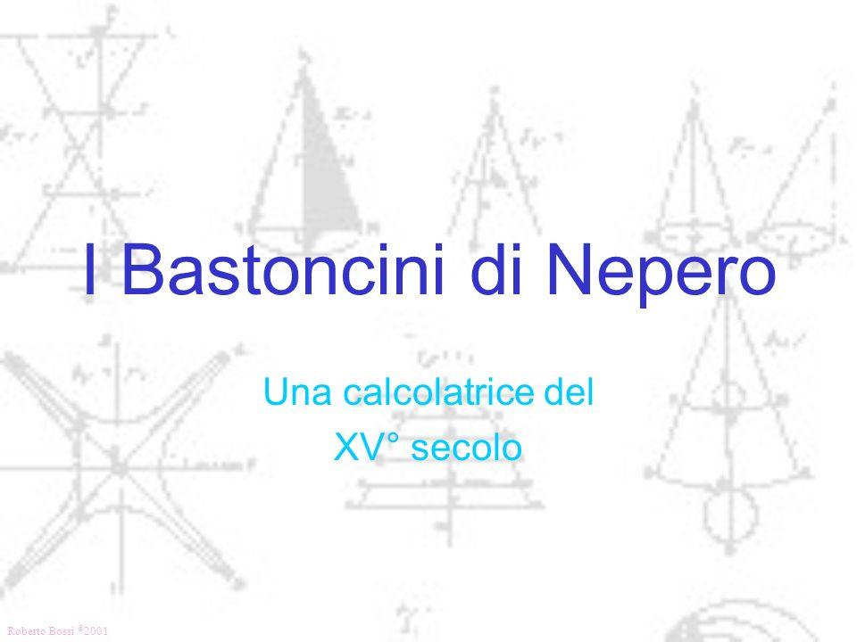 Una calcolatrice del XV° secolo