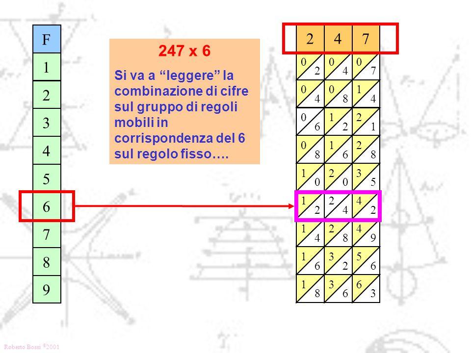 F 1. 2. 3. 4. 5. 6. 7. 8. 9. 4. 8. 2. 1. 6. 3. 7. 5. 9. 247 x 6.