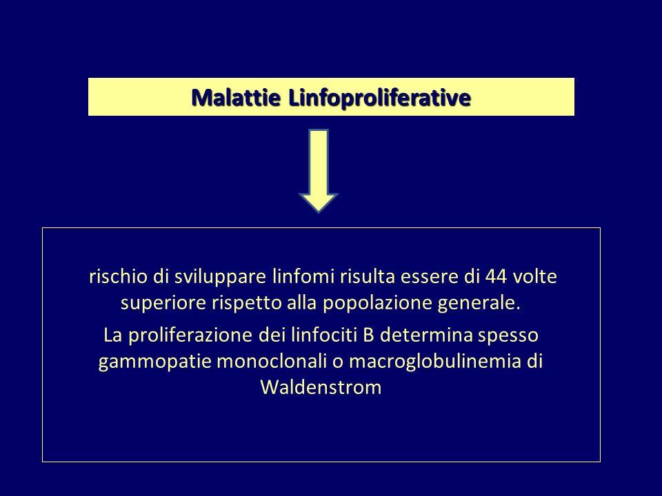 Malattie Linfoproliferative