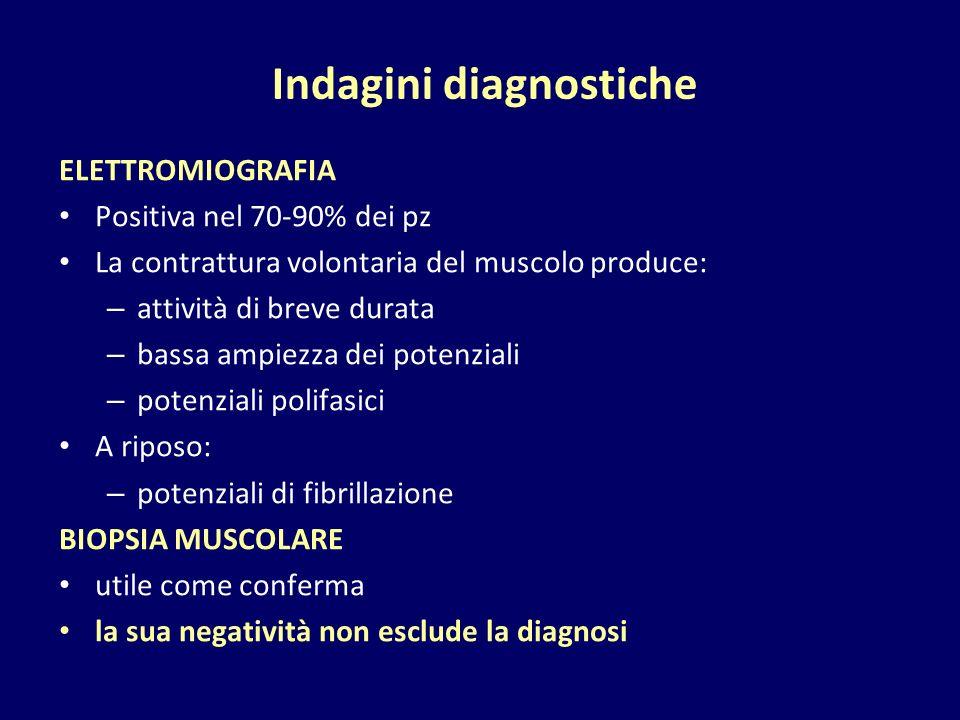 Indagini diagnostiche
