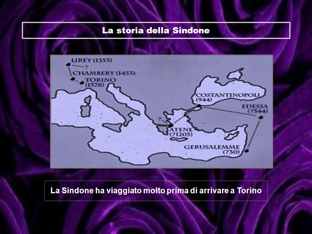 La storia della Sindone