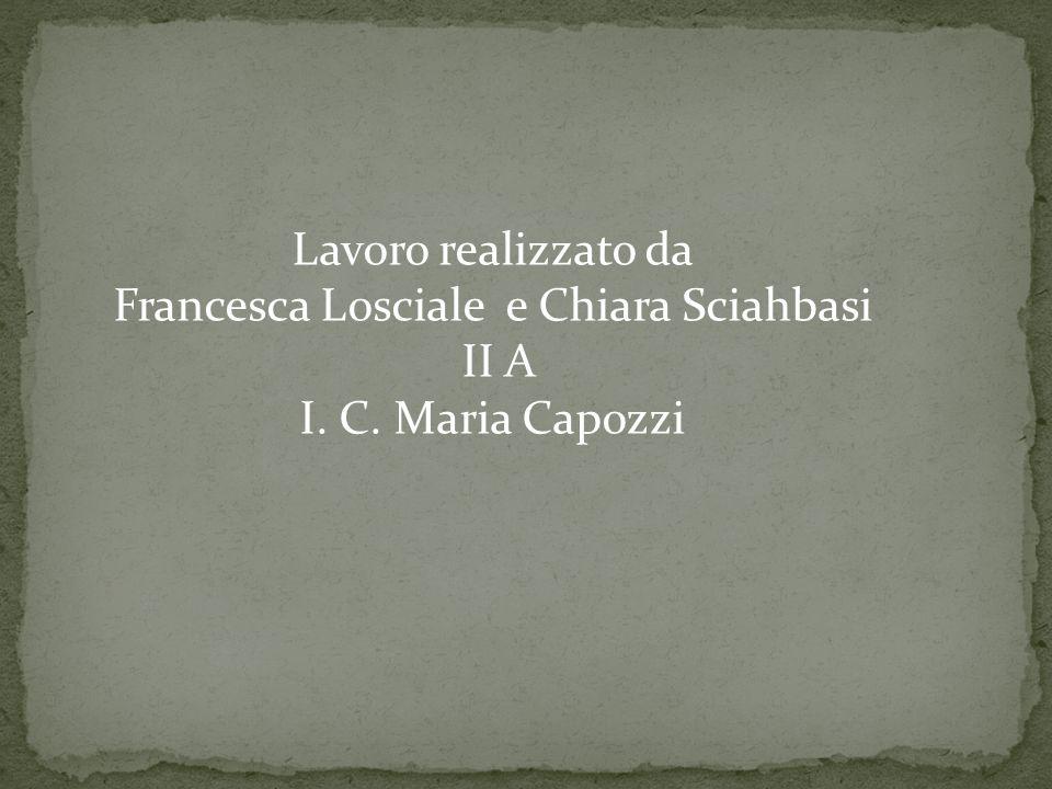 Francesca Losciale e Chiara Sciahbasi