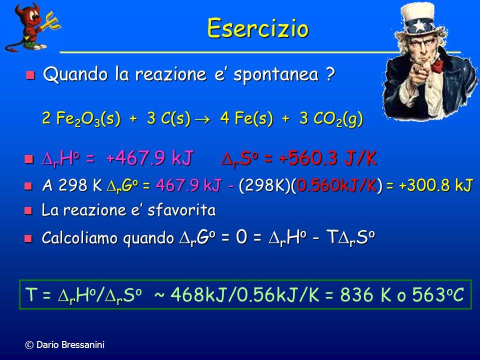2 Fe2O3(s) + 3 C(s)  4 Fe(s) + 3 CO2(g)