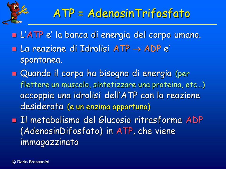 ATP = AdenosinTrifosfato