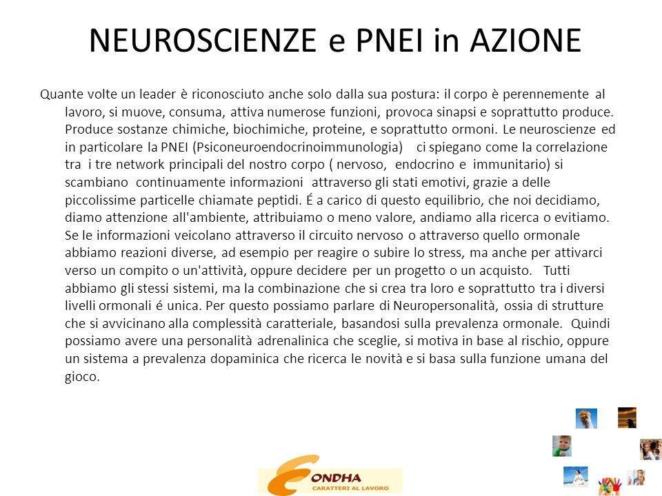 NEUROSCIENZE e PNEI in AZIONE