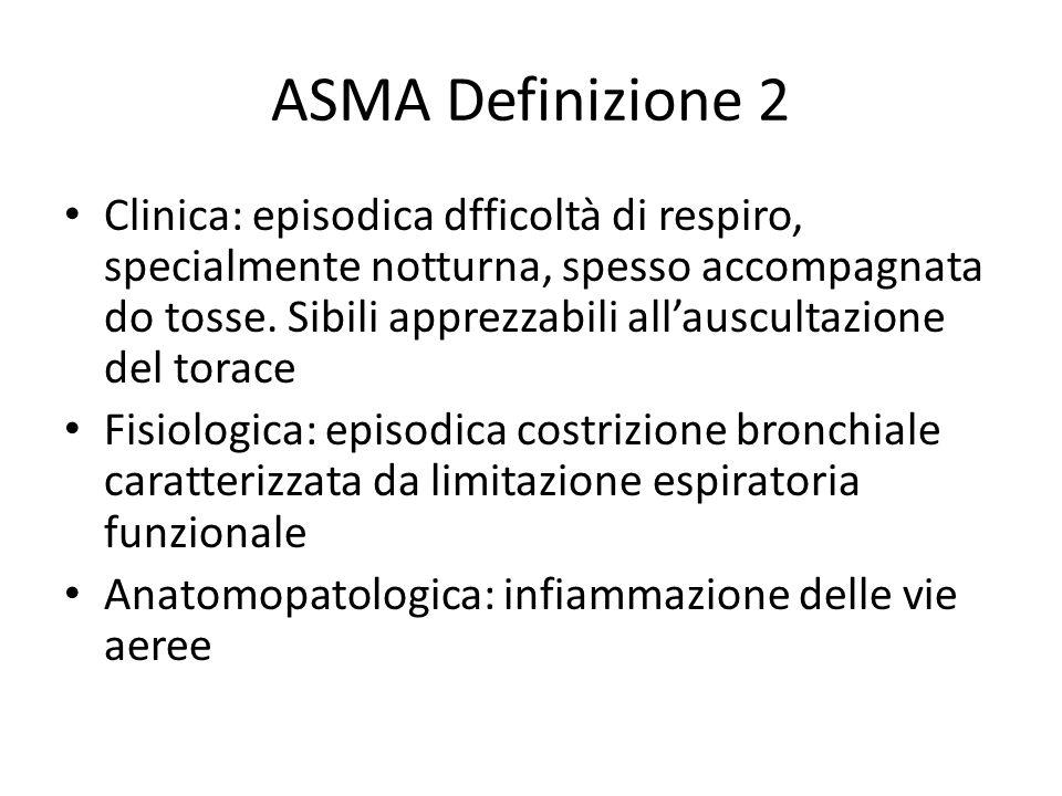 ASMA Definizione 2