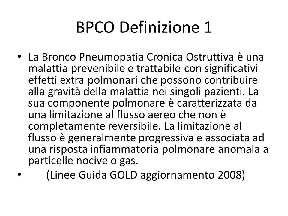 BPCO Definizione 1