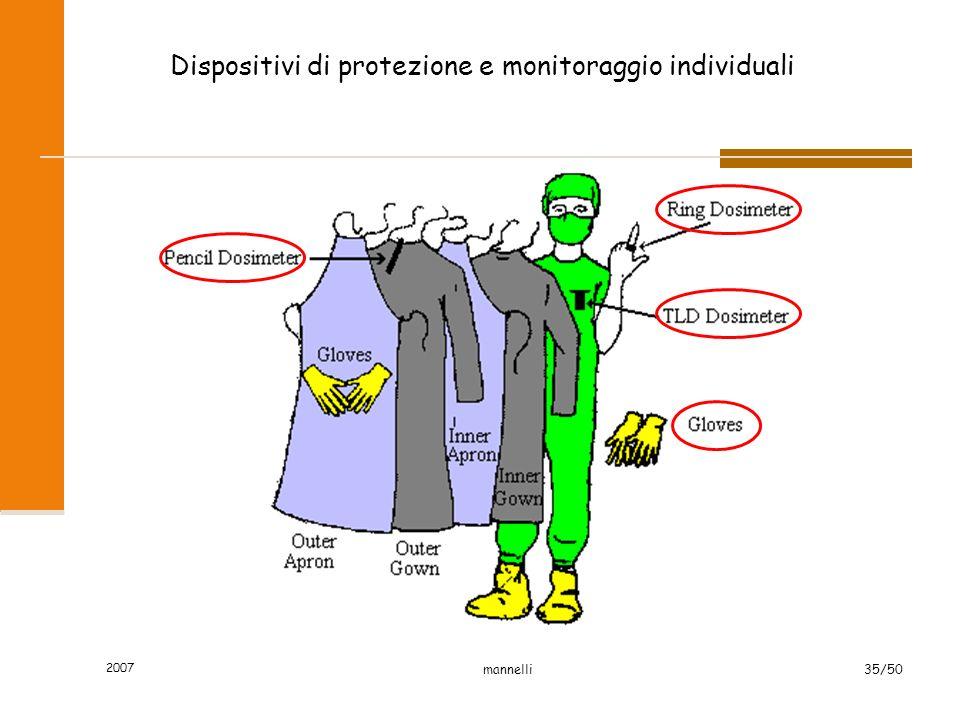 Dispositivi di protezione e monitoraggio individuali