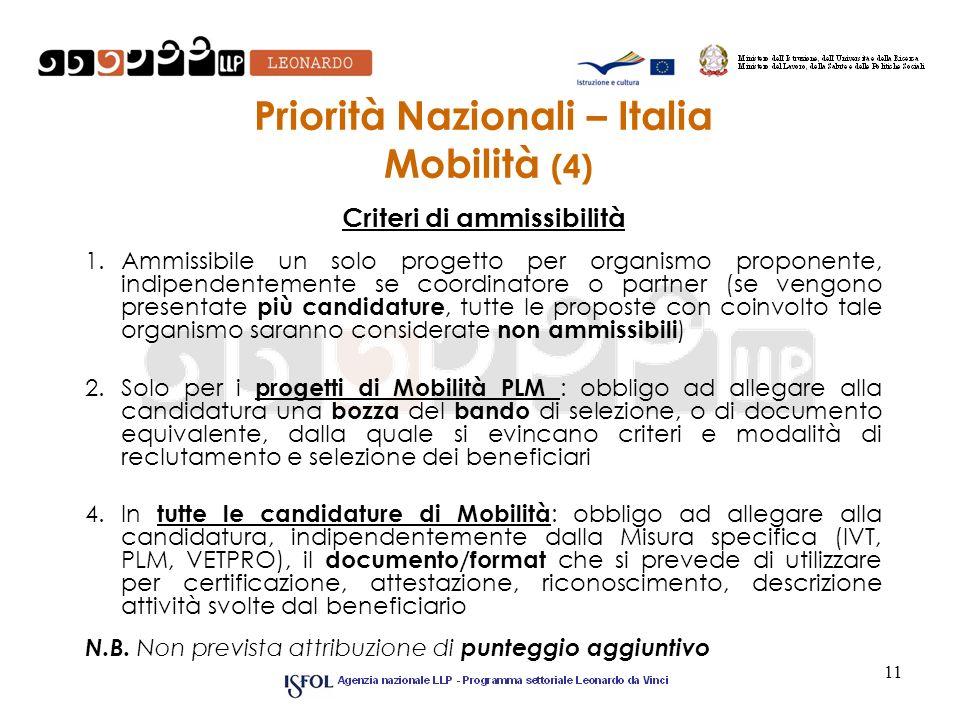 Priorità Nazionali – Italia Mobilità (4)
