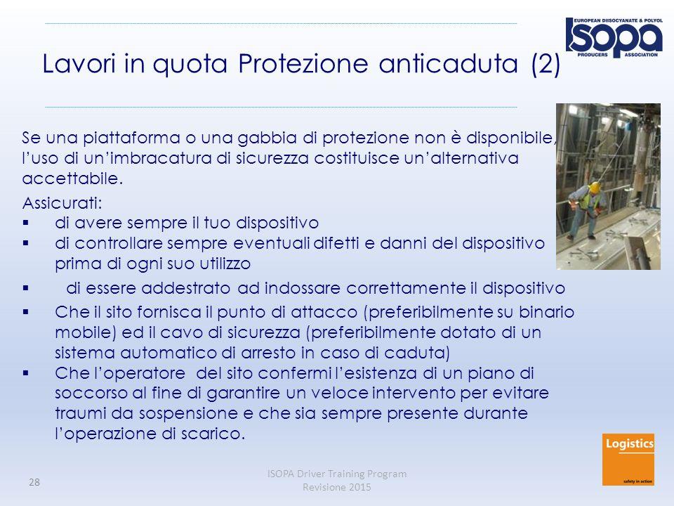Lavori in quota Protezione anticaduta (2)