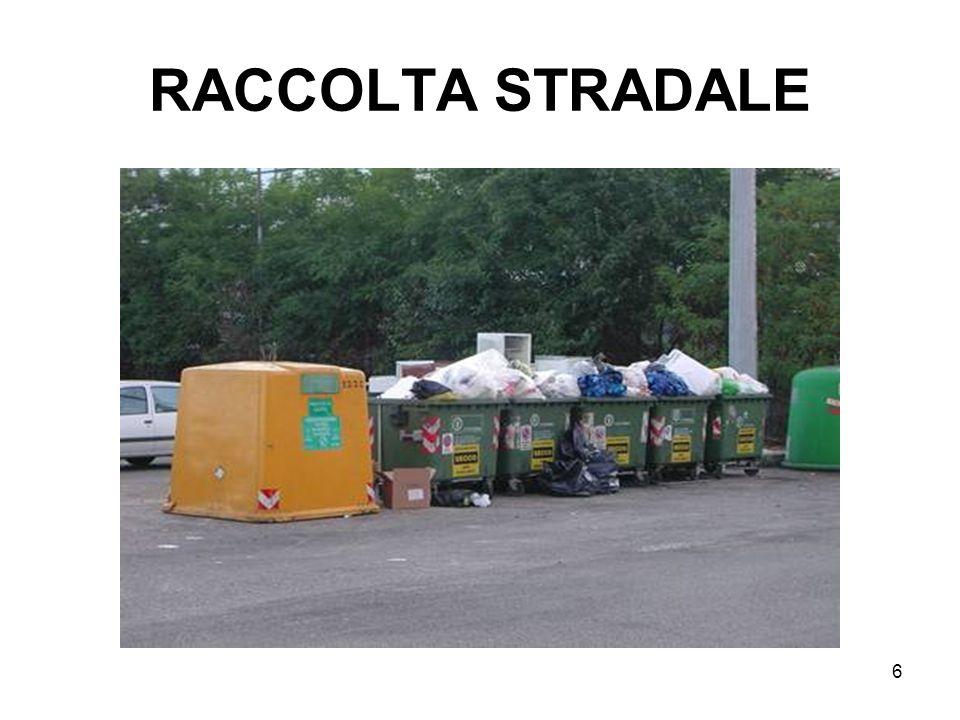 RACCOLTA STRADALE
