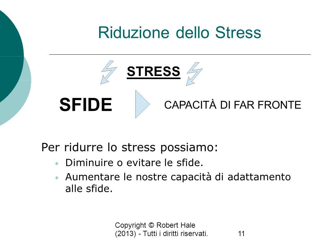 Riduzione dello Stress