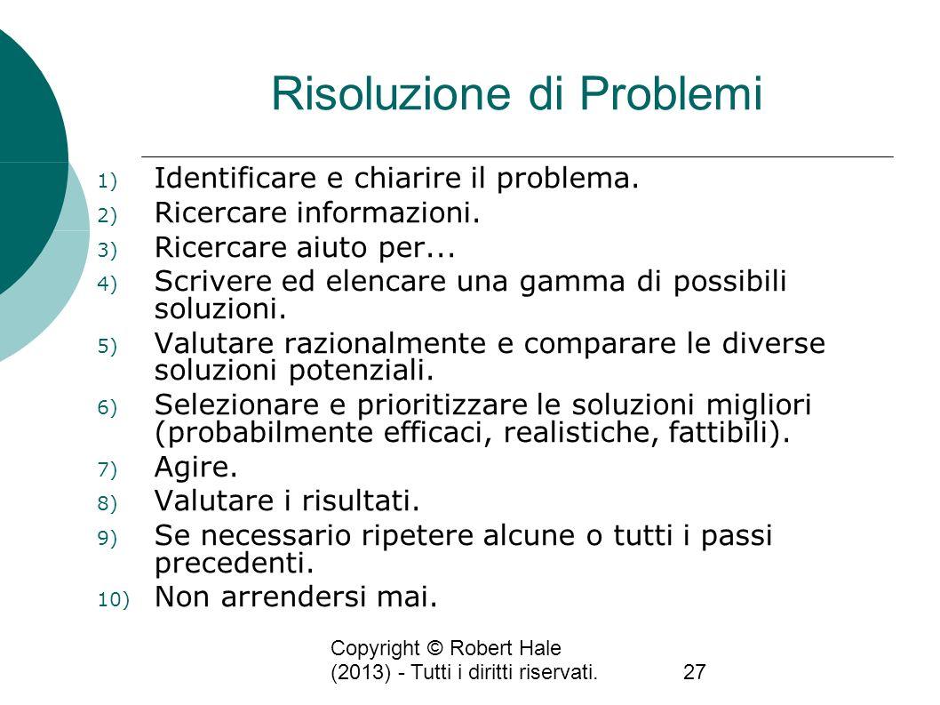 Risoluzione di Problemi