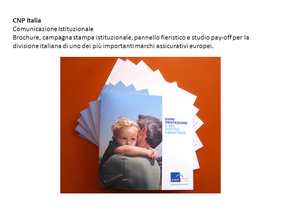 CNP Italia Comunicazione Istituzionale.