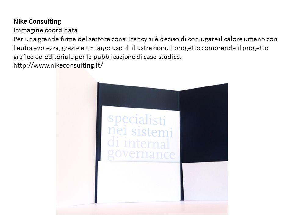 Nike Consulting Immagine coordinata.
