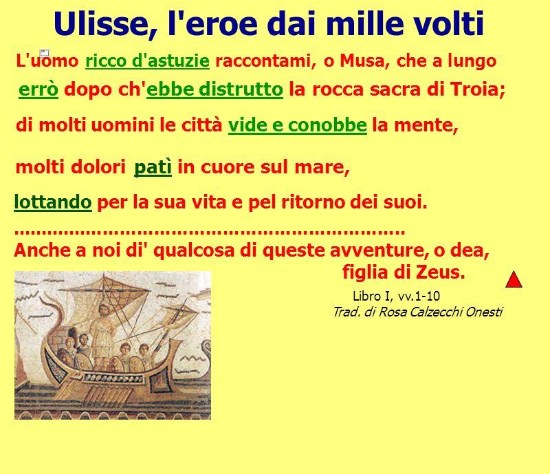 Ulisse, l eroe dai mille volti