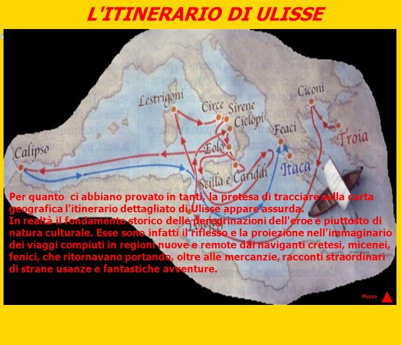 L ITINERARIO DI ULISSE