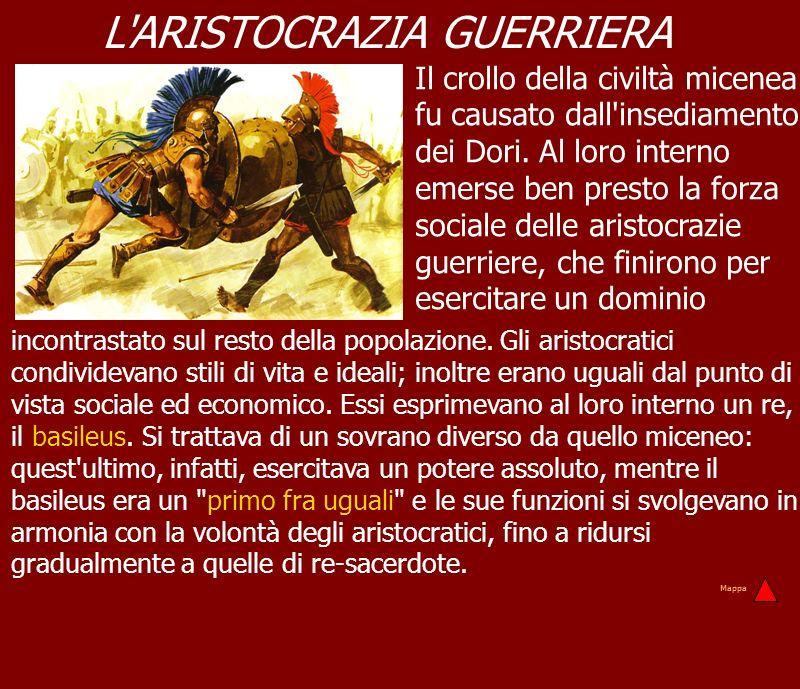 L ARISTOCRAZIA GUERRIERA