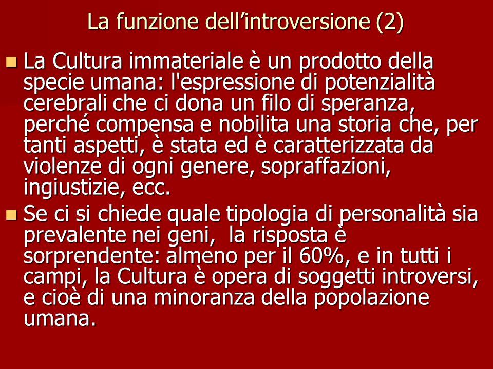 La funzione dell'introversione (2)