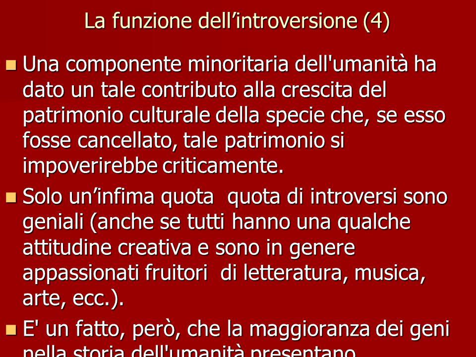 La funzione dell'introversione (4)