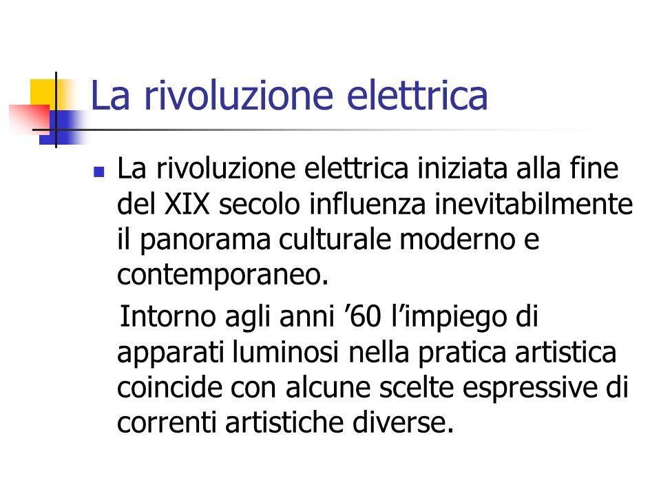 La rivoluzione elettrica