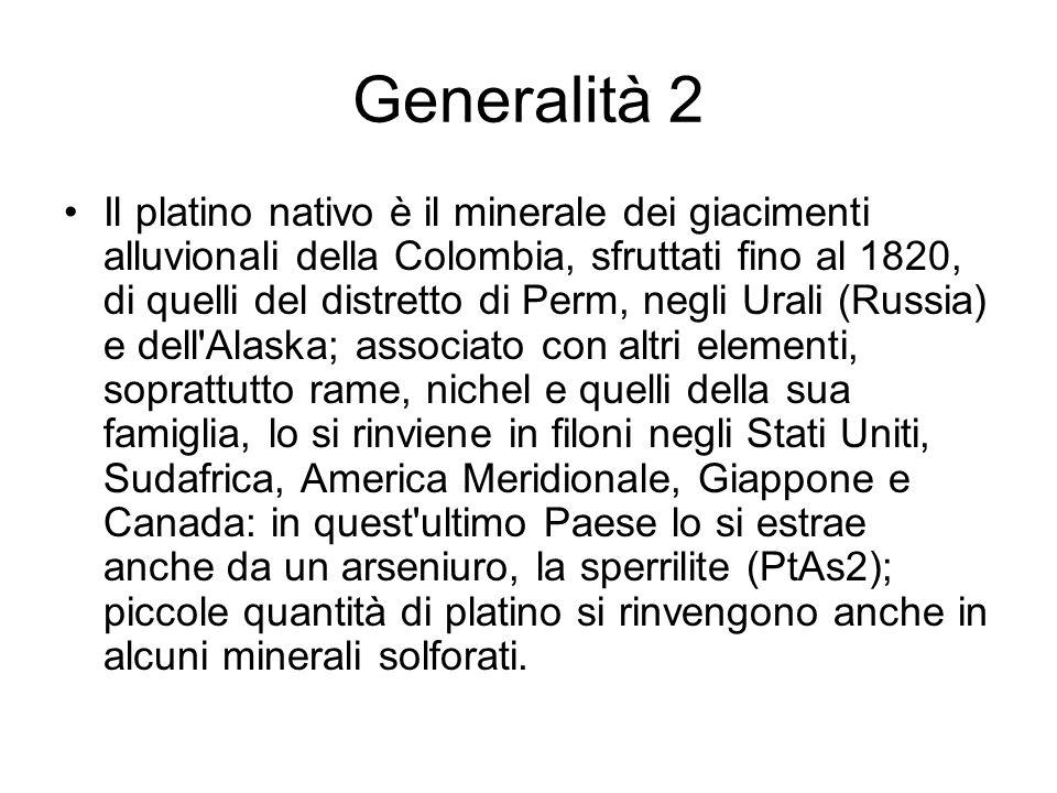 Generalità 2