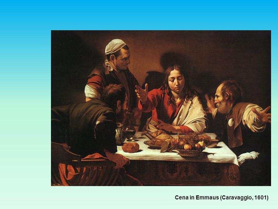 Cena in Emmaus (Caravaggio, 1601)