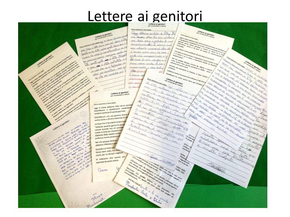 Lettere ai genitori