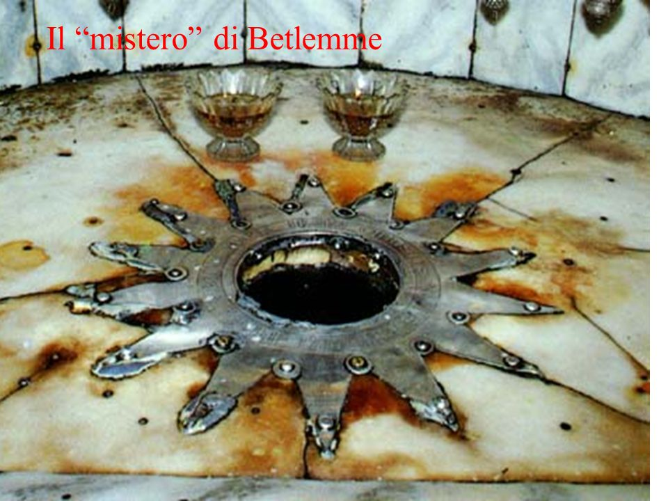 Il mistero di Betlemme