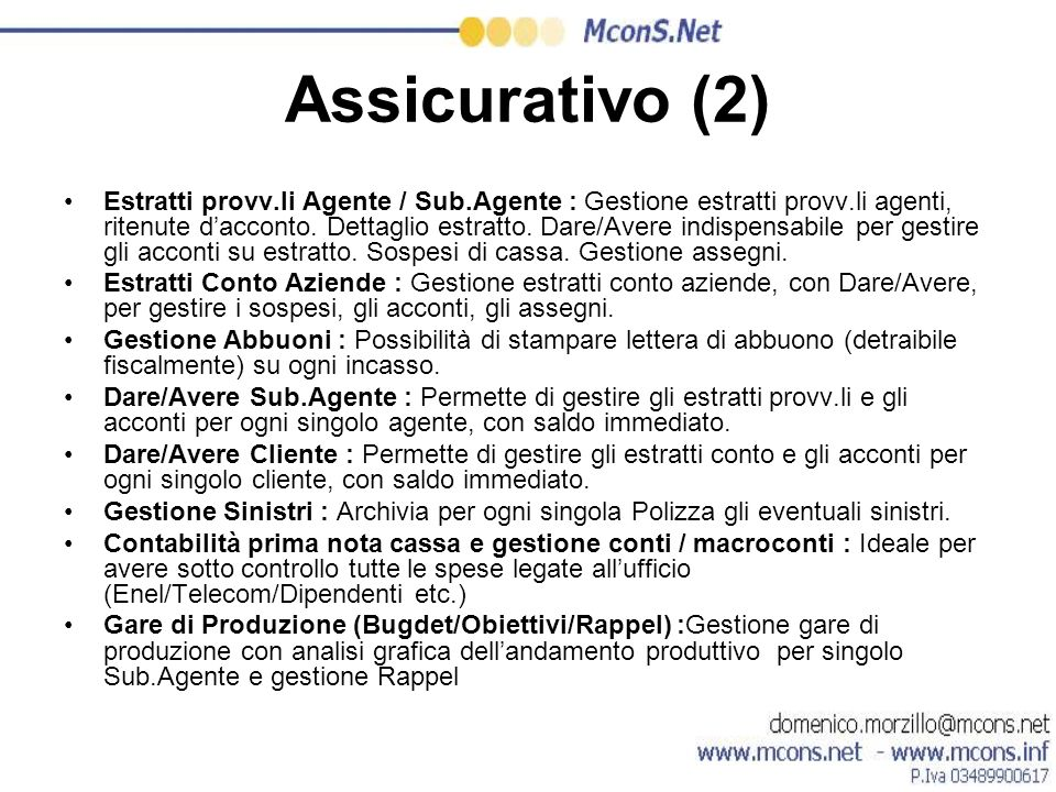 Assicurativo (2)