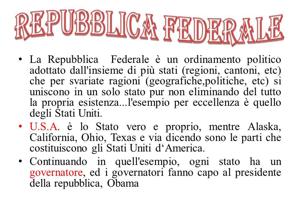 Repubblica federale