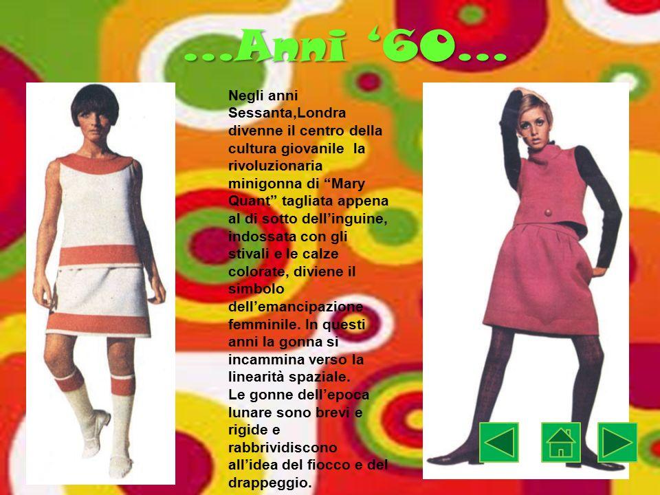 …Anni '60…