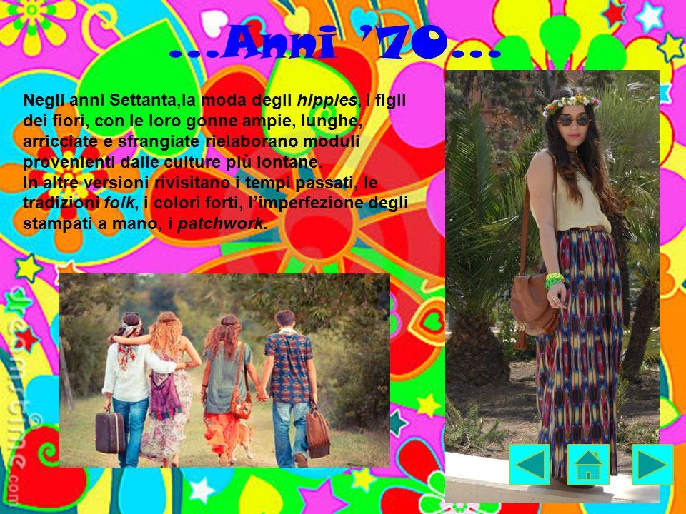 …Anni '70…