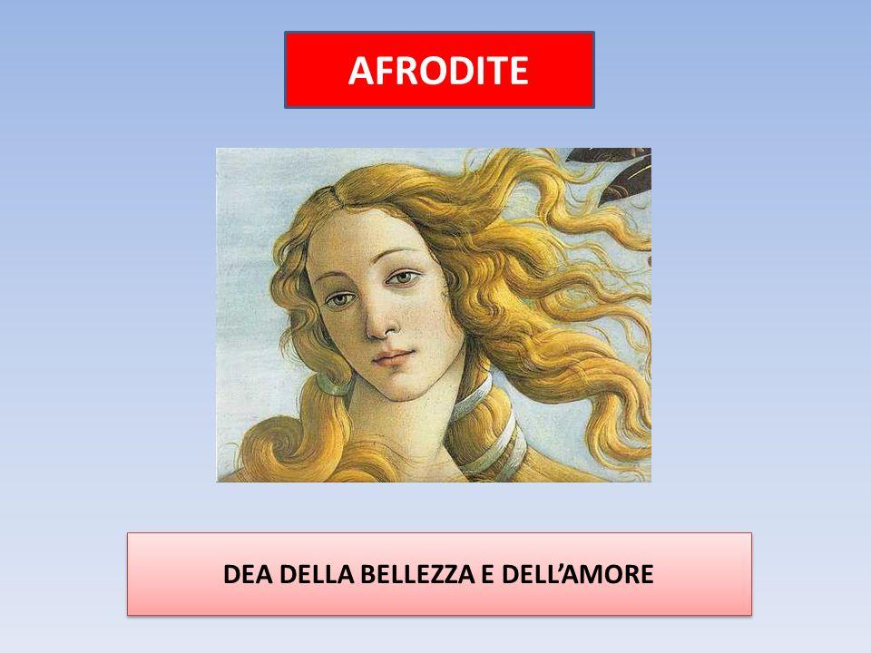 DEA DELLA BELLEZZA E DELL'AMORE