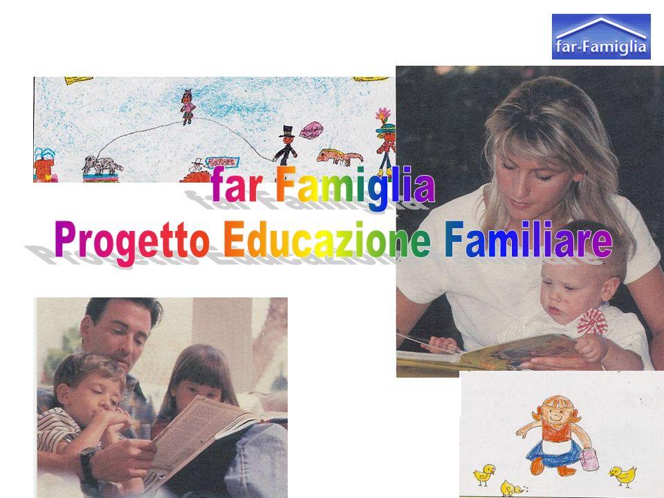 Progetto Educazione Familiare
